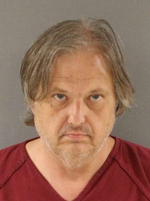 Fifty-two-year-old Douglas M. Armel Jr. of Knoxville was arrested at the Valley Inn on East Magnolia Avenue in Knoxville on Saturday, April 8, 2017