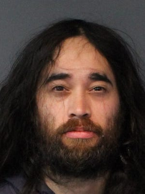 Brian Anthony Stevens, 29, was booked March 27, 2018 into the Washoe County Detention Center on several felony charges including three counts of assault with a deadly weapon. He was also accused of assaulting a protected person with a deadly weapon, driving recklessly and disobeying a peace officer and endangering others.  Stevens was arrested following a high-speed car chase that started in Spanish Springs and ended in Gerlach. All arrested are innocent until proven guilty.