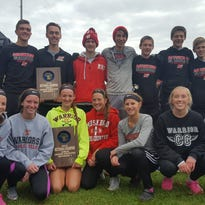 Muskego's boys and girls cross-country teams won sectional championships at UW-Parkside on Oct. 22. State is set for Oct. 29.