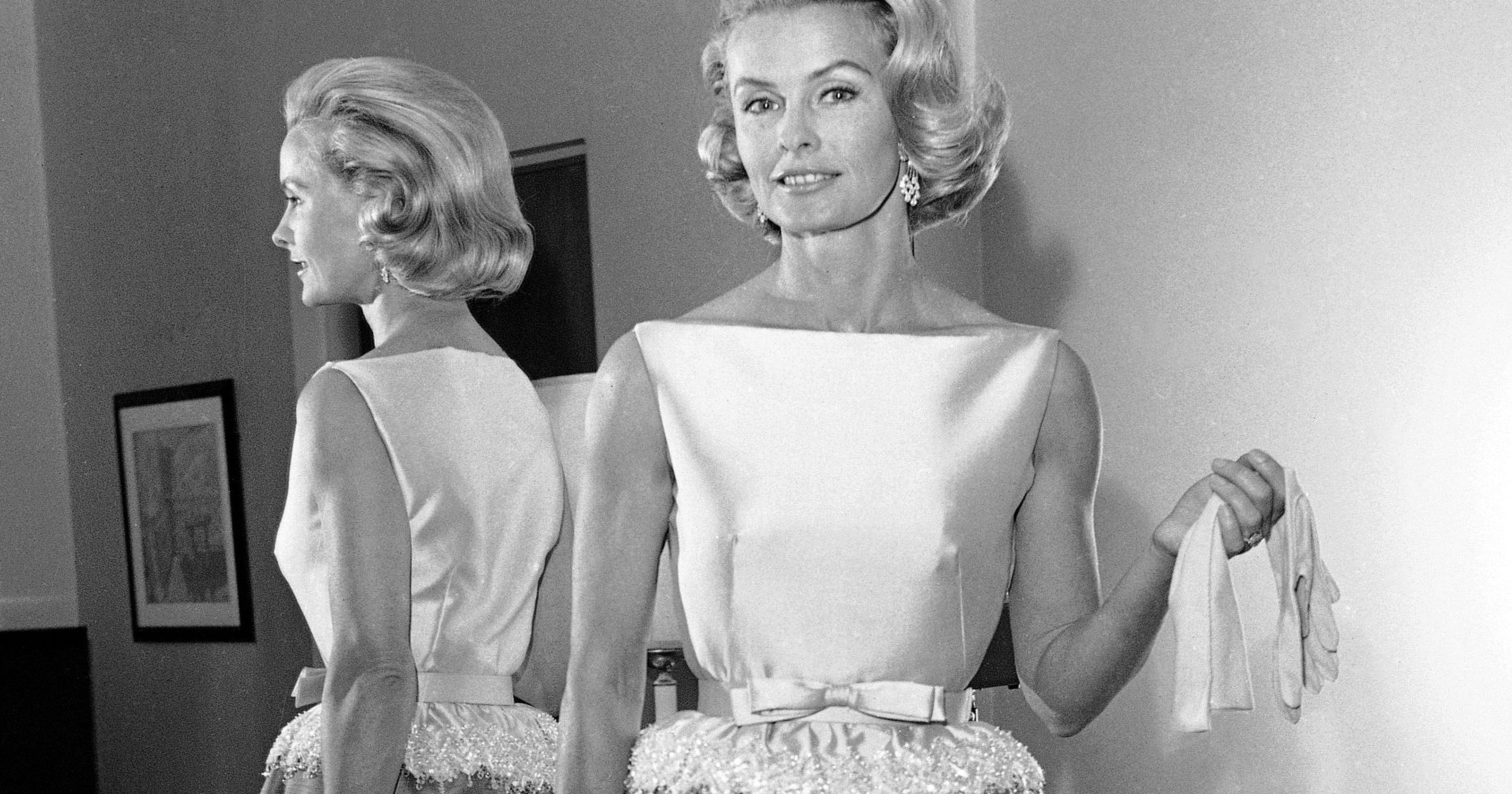 Dina Merrill Heiress And Actress Dies At 93