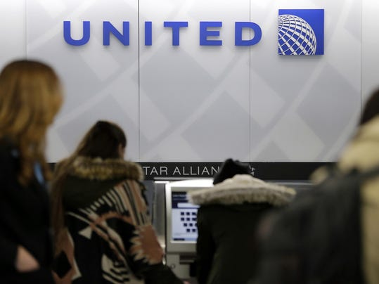 United Airlines Dead Dog