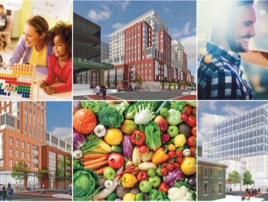 City Place Burlington Collage