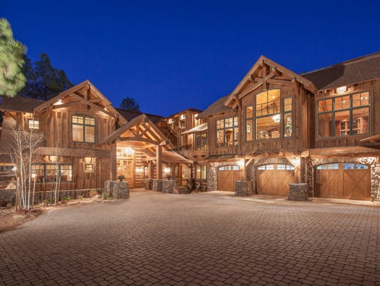Record Price Paid For Flagstaff Home Take A Peek Inside