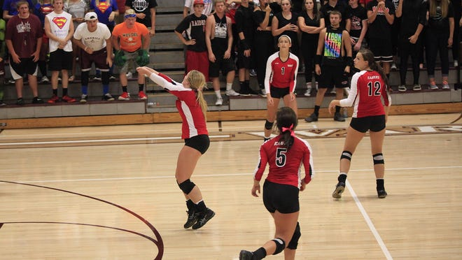 Wapahani is working with off-court skills as much as on it during the preseason.