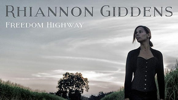 """Freedom Highway"" is the second solo album by Rhiannon"