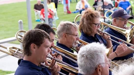 America's Hometown Band will perform for a free concert on July 27, 2017.