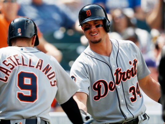 Nicholas Castellanos, James McCann