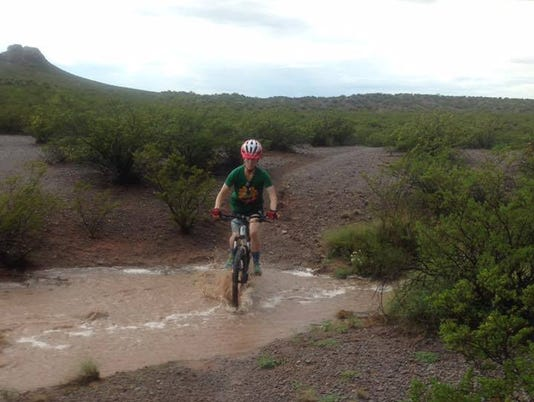 Las Cruces mountain biking
