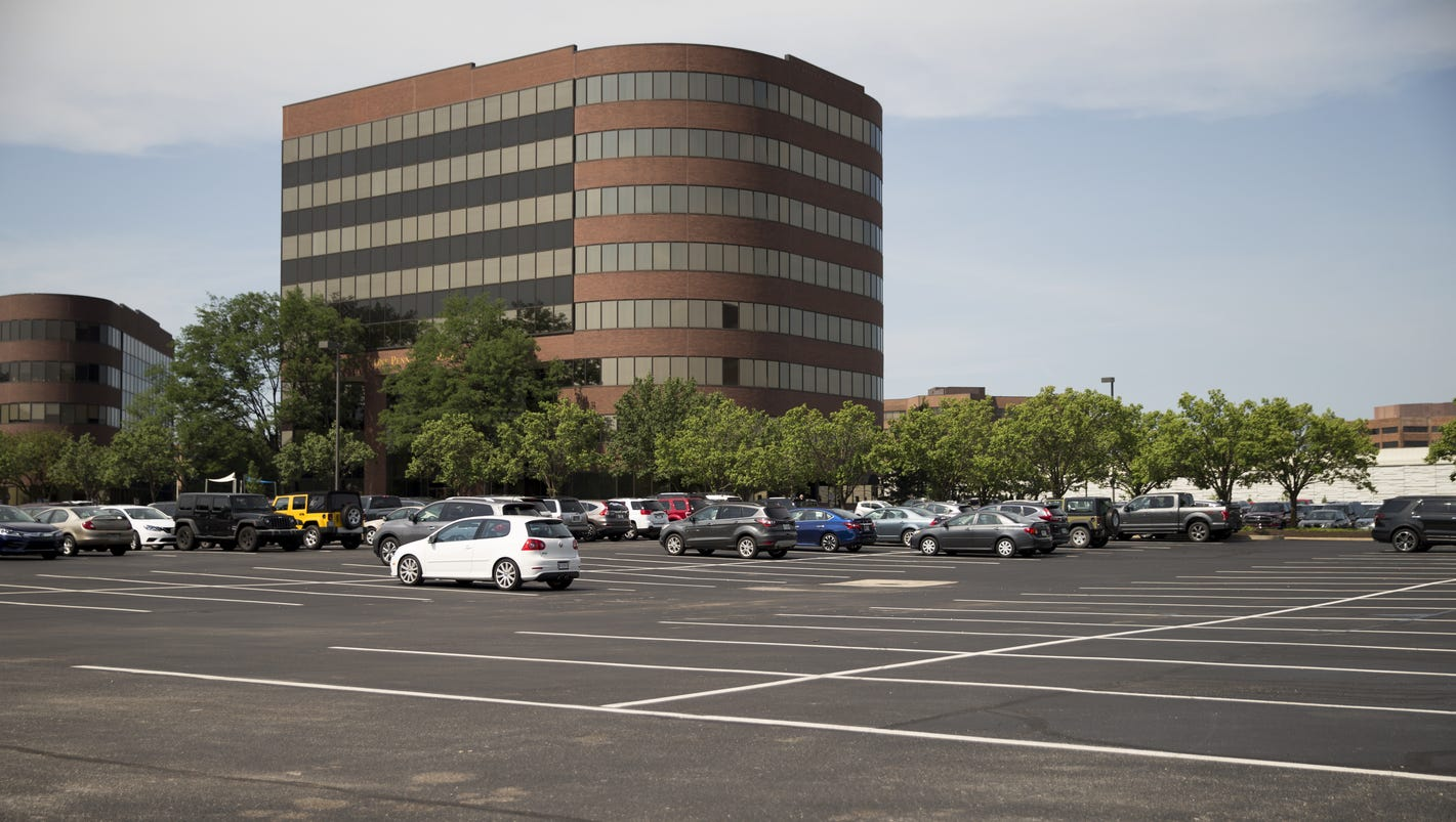 Brainard Wants To Transform Office Building Parking Lots: building on a lot