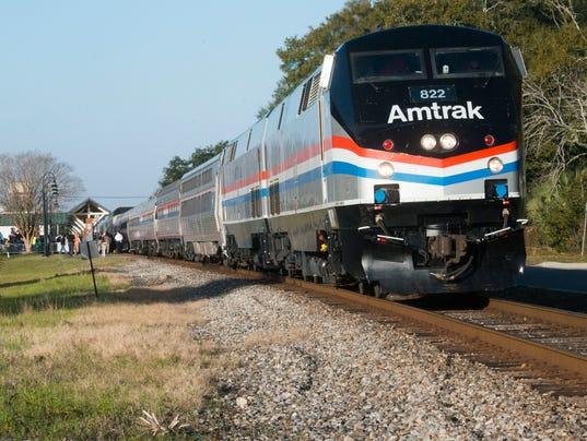 Amtrak in Pensacola