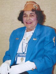 Gloria B. Misnick of Corning recently placed first