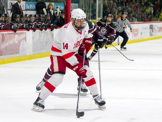 Cornell Mens Hockey vs Union