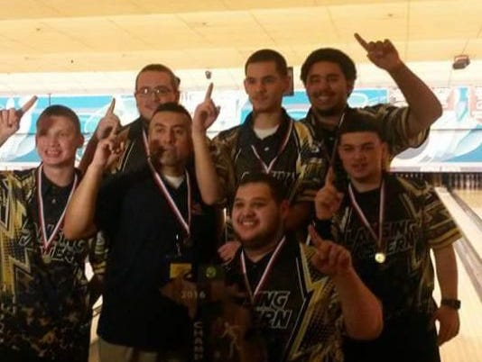The Eastern bowling team is the reigning Division 2 state champions.