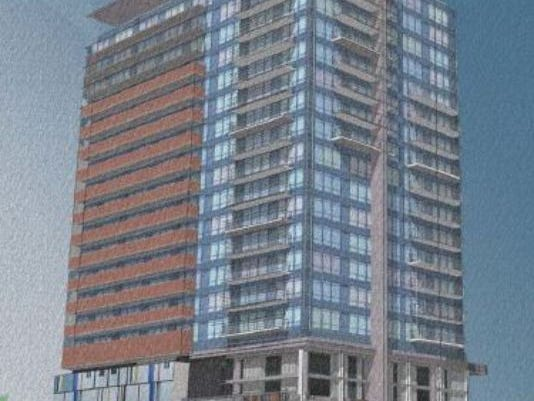 Why will this high rise pay no property taxes?