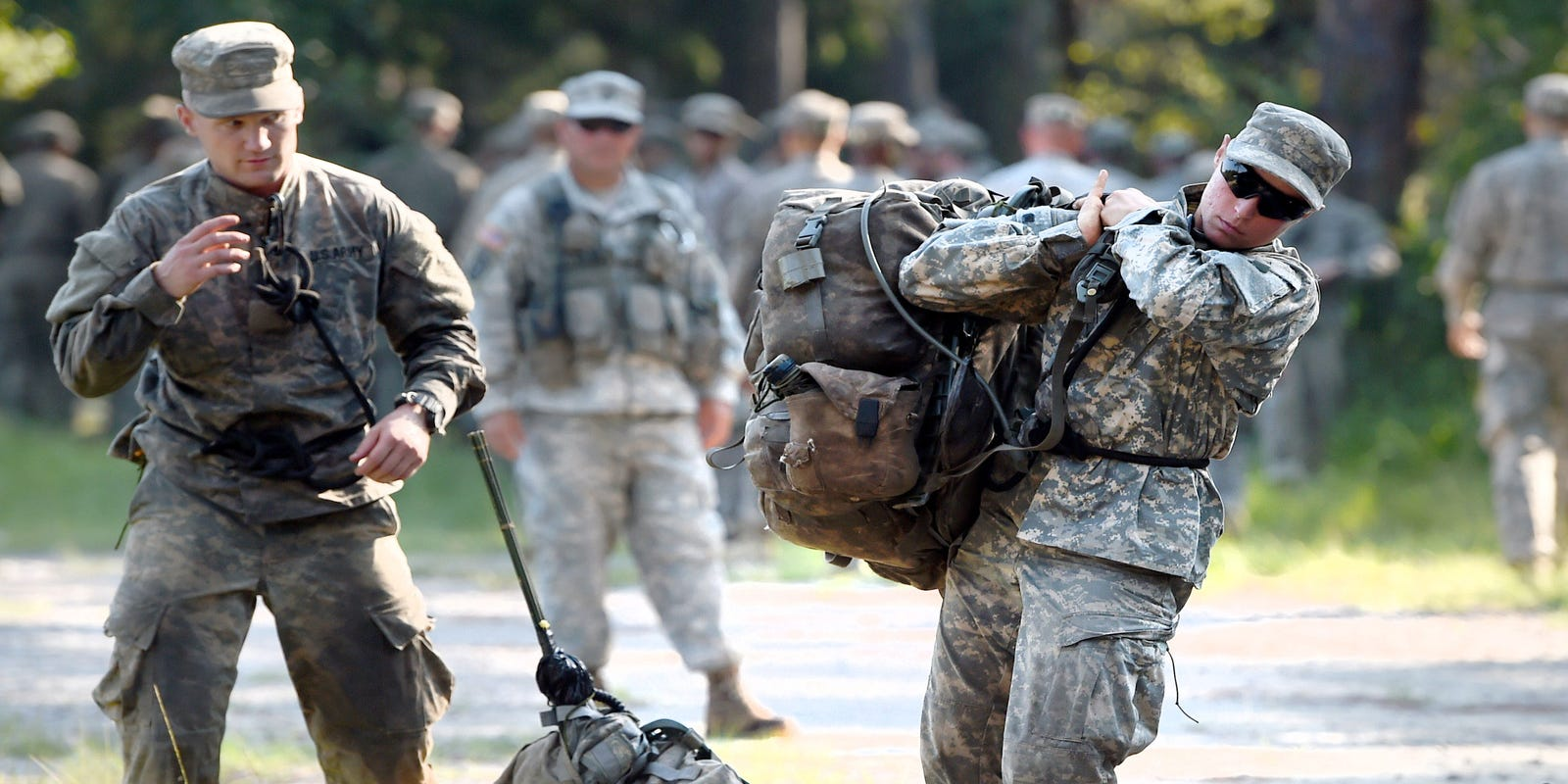 First female soldiers to become Army Rangers