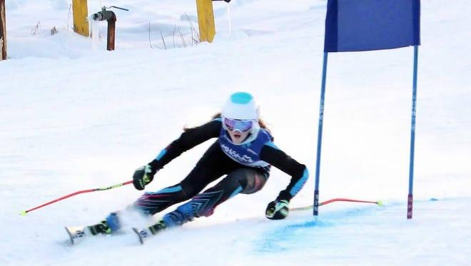 Lakeland junior skier Katie White was named Hometown Life Prep Athlete of the Week.