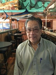 Sonny Pham is the general manager at Capt'n Fishbone's.
