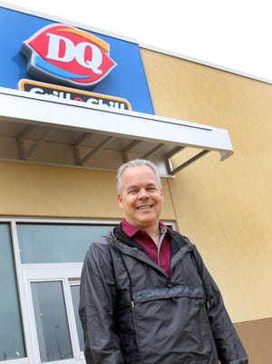 Mike Jordan (pictured), along with business partner Charlie Fisk, is the owner of the new Middletown DQ Grill and Chill, located on Kohl Avenue across U.S. 301 from the Texas Longhorn restaurant. The Pennsylvania business partners own four other DQs in Delaware and two in Pennsylvania.