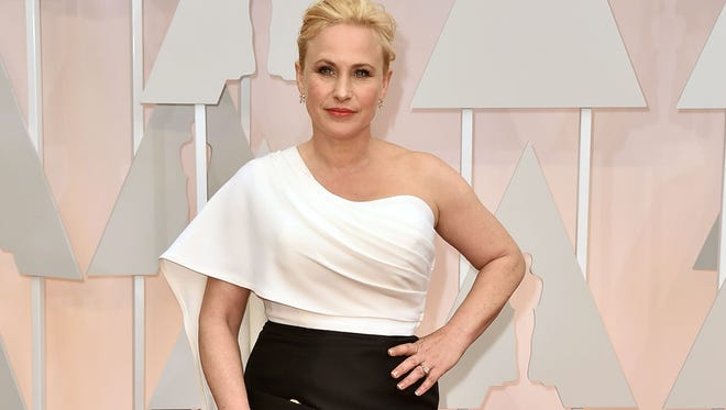 """Patricia Arquette has a deal with Random House for a memoir about her """"unconventional family,"""" single parenthood and life in Hollywood, the publisher announced Wednesday, April 1."""