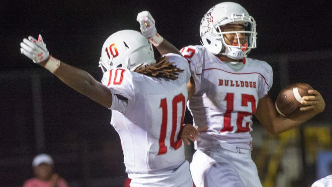 DANIEL R. PATMORE / SPECIAL TO THE COURIER & PRESS