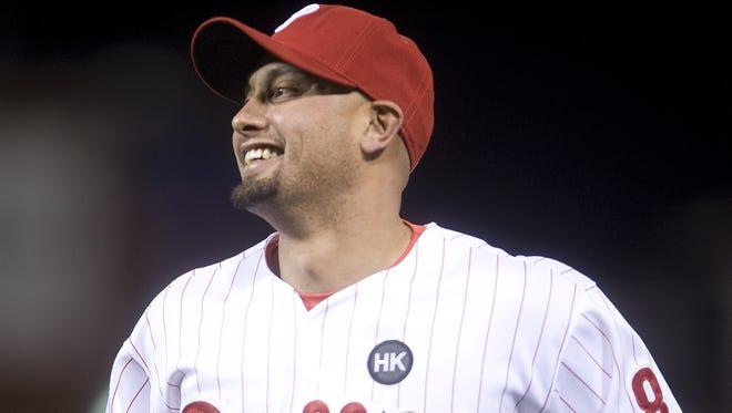 Phillies, Shane Victorino