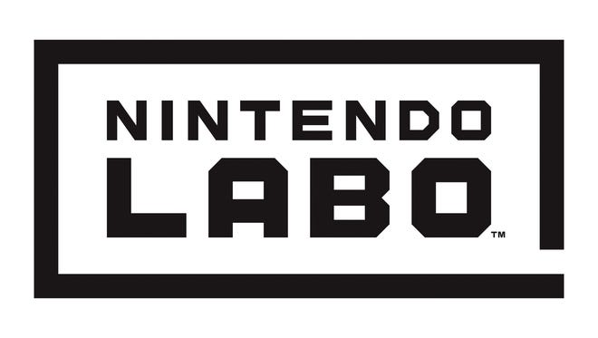 Nintendo Labo launches April 20, 2018