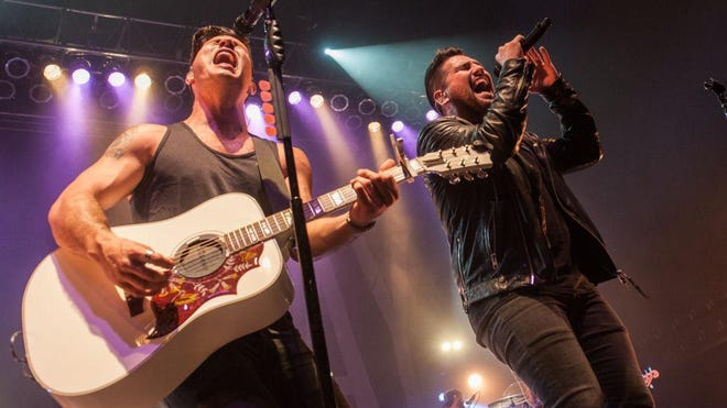 Dan + Shay rescheduled their PPG Paints Arena show for September 2021.