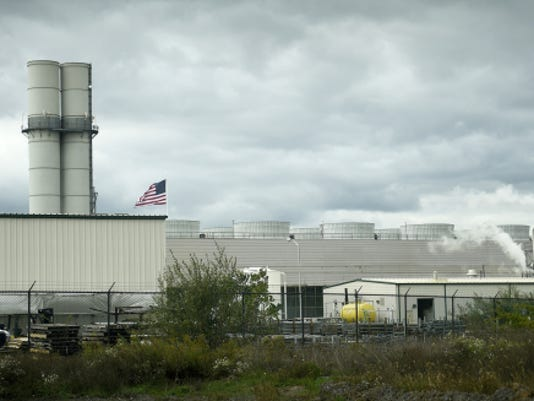 Ironwood Natural Gas plant