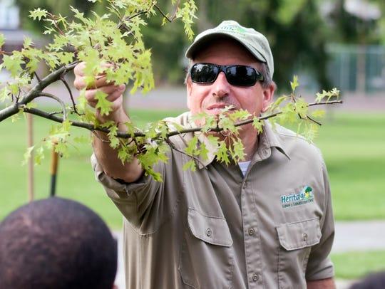 Heritage Lawn and Landscape owner Tom Bechtel talks