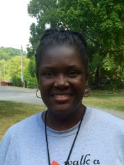Lenora Jones Elliott, executive director of New Directions Center in Staunton.