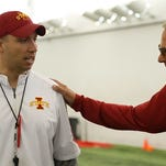 Peterson: Note to fans concerned about Campbell's Iowa State future: Buy a ticket