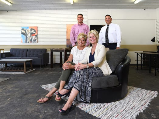 New businesses create jobs for local residents and contractors