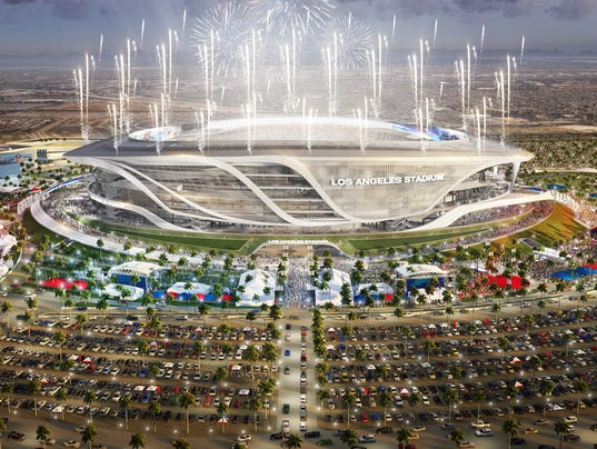 Nfl S L A Committee Recommends Joint Chargers Raiders