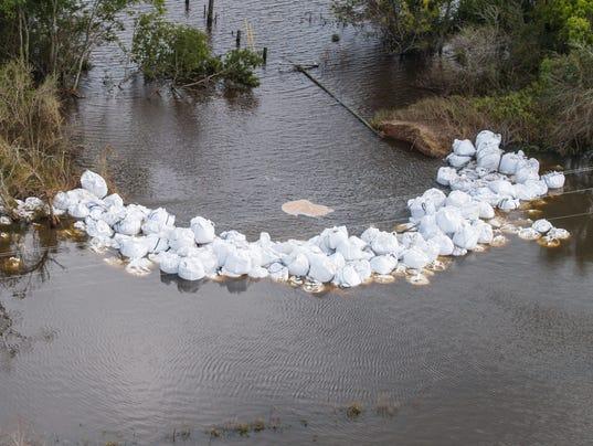 USP NEWS: LOUISIANA FLOODING N USA LA