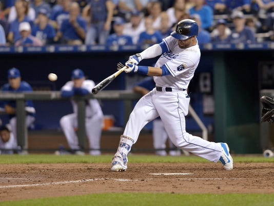 MLB: New York Yankees at Kansas City Royals