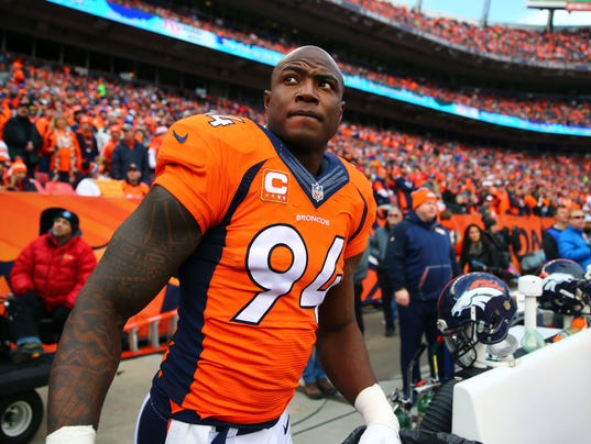 Demarcus Ware Provides Emotional Fuel To Broncos Super