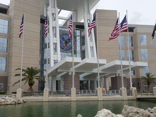 The Orlando VA Medical Center, located in the Lake