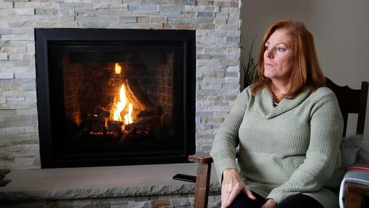 Karen Newton, of Ontario, Canada, recounts the harrowing
