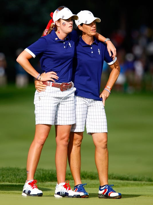 2009 Solheim Cup-Foursomes Matches