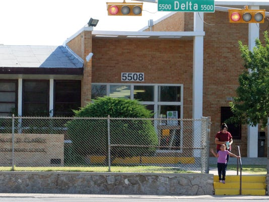 Allie D. Clardy Elementary School, 5508 Delta, is listed in the Jacobs Engineering Group's report as one of the schools that could be rebuilt as the El Paso Independent School District struggles to deal with declining enrollment and aging facilities.