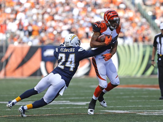 NFL: San Diego Chargers at Cincinnati Bengals