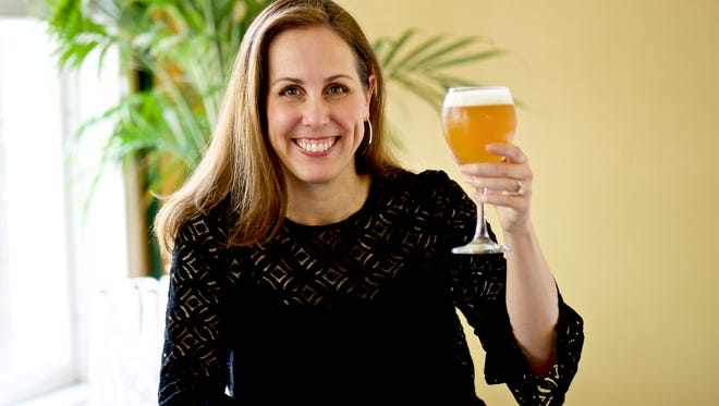Master brewer Kristi McGuire recently founded High Heel Brewing.