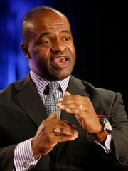 DeMaurice Smith is the executive director of the NFL Players Association.