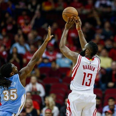 Dec 13, 2014; Houston, TX, USA; Houston Rockets guard