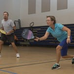 Older adults gravitate to pickleball