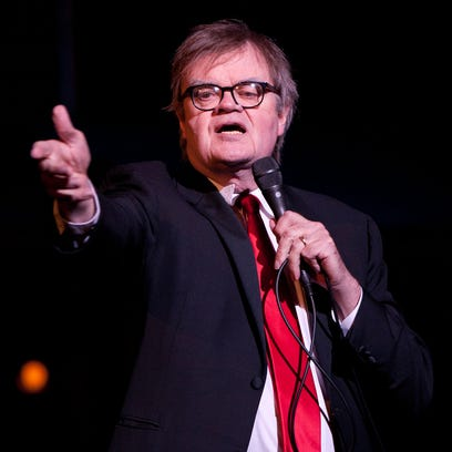 Garrison Keillor will return to the Fox Cities PAC in July.