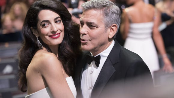George and Amal Clooney's big day is approaching.
