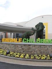 Blythedale Children's Hospital in Valhalla