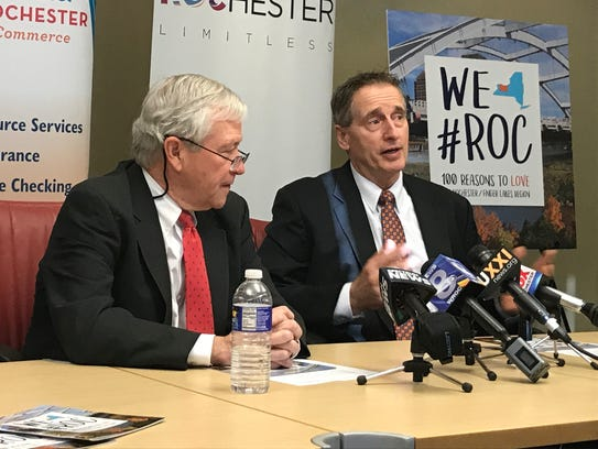 The Rochester Chamber of Commerce and Visit Rochester