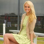 Archive video: Britt McHenry's assignment brings her back to Brevard